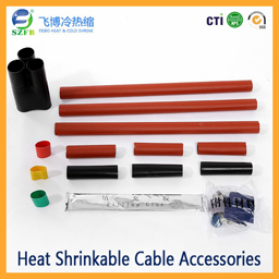 10KV Heat Shrinkable Cable Accessories