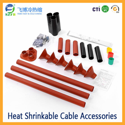 35KV Heat Shrinkable Cable Accessories