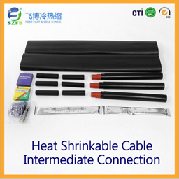 10KV Heat Shrinkable Cable Intermediate Connection