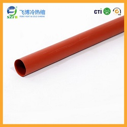 10KV red sleeving cable tube