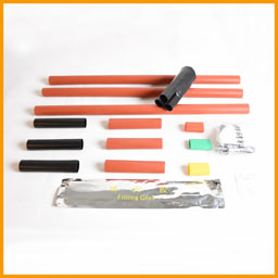11KV Three Core Heat Shrinkable Indoor Termination Kits