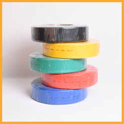 Single wall heat shrink tubing