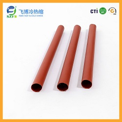 heat shrink terminal insulated pipe