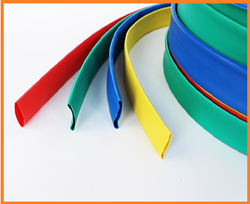 1KV thin wall color heat shrink sleeve